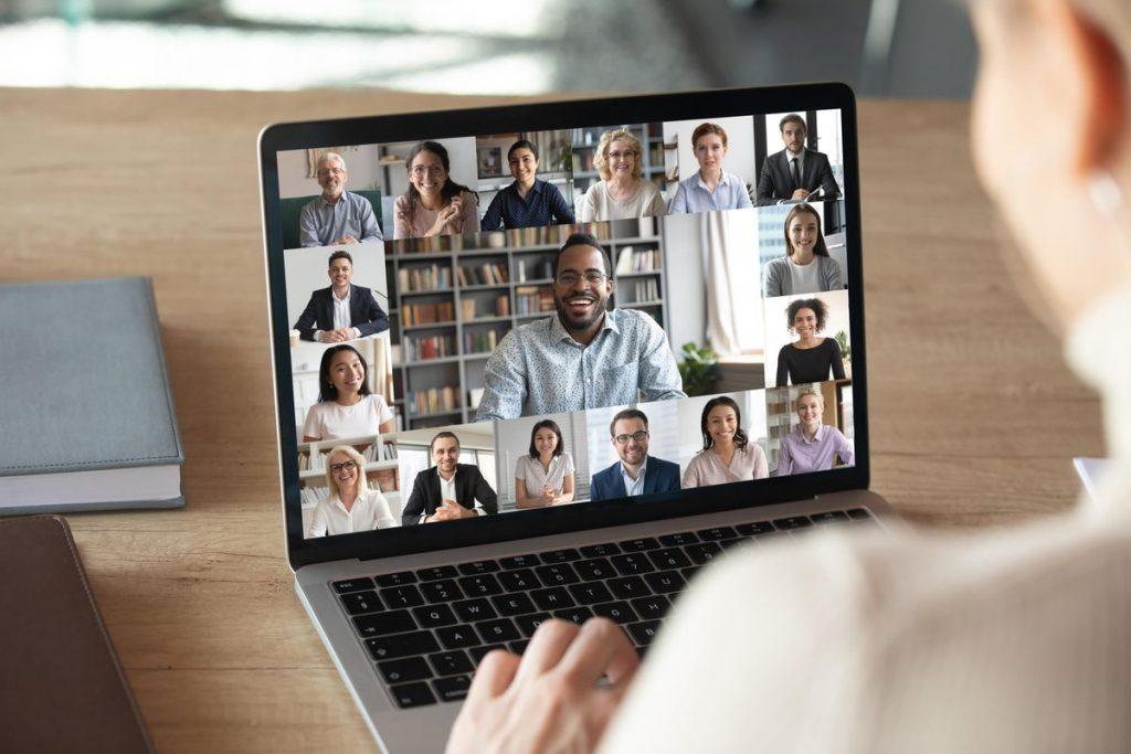 rapat virtual