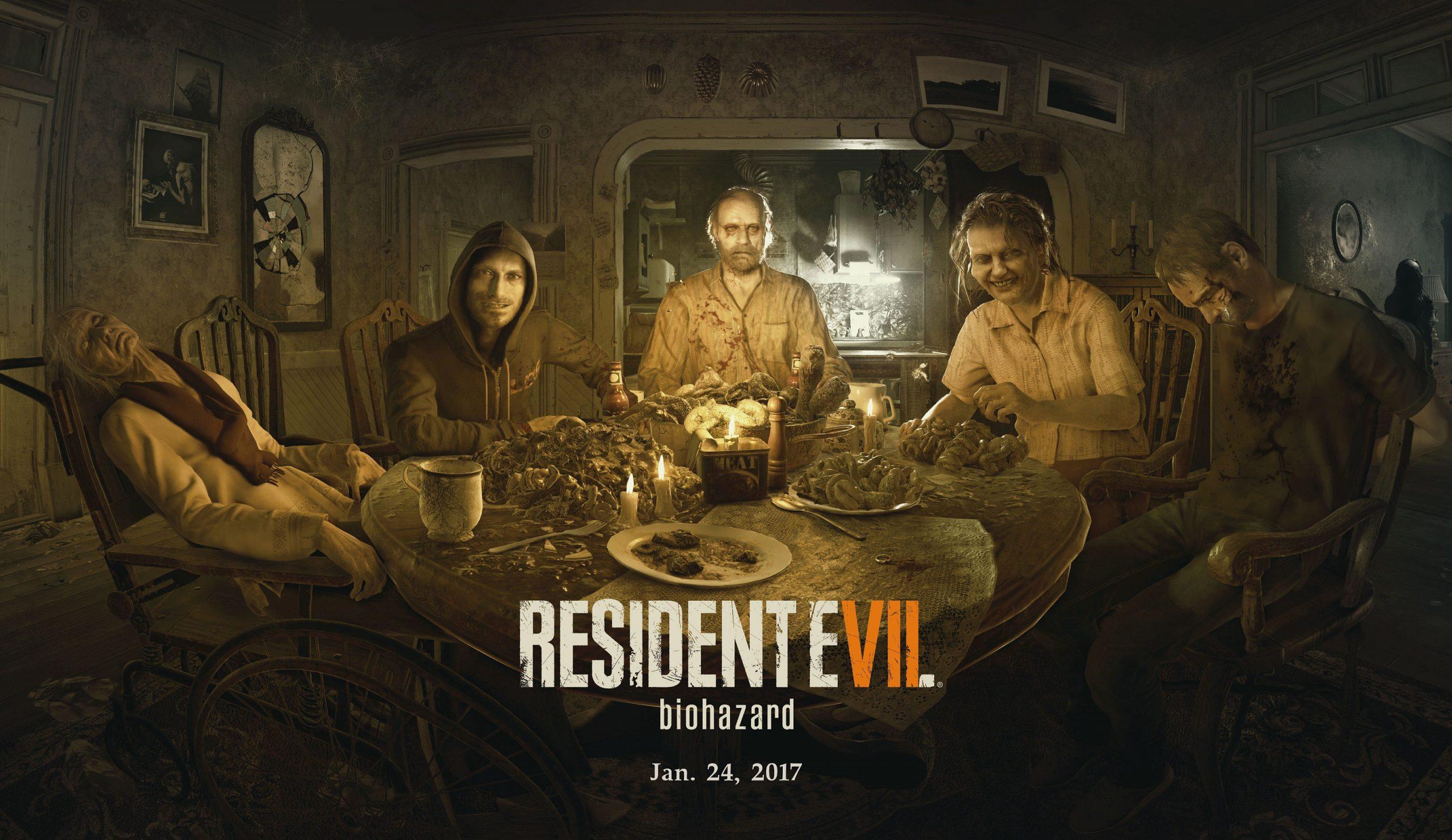 Resident Evil 7 Biohazard Review: Baker Family