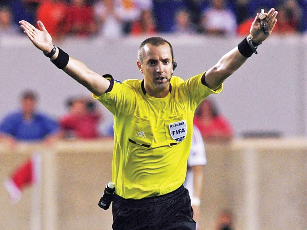 Soccer Referees and the Rules Therein